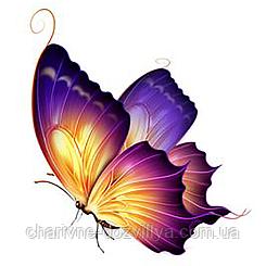 """Набор алмазной вышивки (мозаики) """"Бабочка-3"""""""