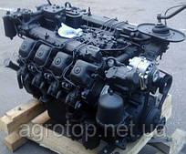 Двигатель КамАЗ 740.10 (210л.с.) с оборудованием в сборе без стартера новый. (пр-во КамАЗ)