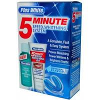 Plus White 5 Minute - система отбеливания зубов с видимым эффектом через 5 дней