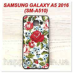 Силіконовий чохол Samsung Galaxy A5 2016 (SM-A510) Fantasy Heart