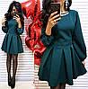 Платье кокетка с рукавом фонариком, фото 6