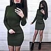 Платье гольф с длинным рукавом, фото 5