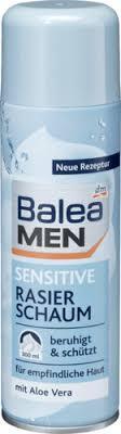 Пена для бритья Balea MEN Sensitive Fresh Rasierschaum 300 мл Германия