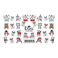 Divia Наклейки Слайдер-дизайн Di860 №268