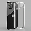 Ультратонкий 0,3 мм чехол для Apple iPhone 12 Pro прозрачный