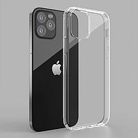 Ультратонкий 0,3 мм чехол для Apple iPhone 12 Pro прозрачный, фото 1