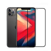 Защитное стекло для Apple iPhone 12 черный, фото 1