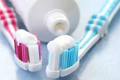 Зубные пасты Crest / Marvis
