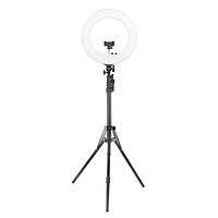 Профессиональная Кольцевая лампа 45 см HQ 18