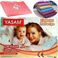 Электропростынь Yasam 120х160 см Турция