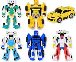 Трансформер робот+машина 5 видів D622-H068A/9A
