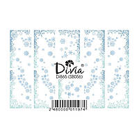 Divia Наклейки Слайдер Di865 №SB056