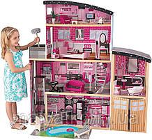Ляльковий будиночок Особняк Блиск KidKraft Sparkle Mansion 65826