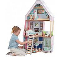 Кукольный домик с мебелью Матильда KidKraft Matilda 65983
