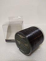 Фидерная карповая леска для рыбалки Carp Max Black 1000 м 0,35 мм