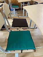 Подушка на стул Кедр на Ливане серия Small 32x30x2 см