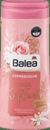 Balea Verwöhndusche Cold Softness гель для душу c ароматом троянди і мандарина 300 мл