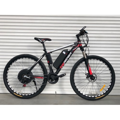 Электровелосипед с амортизацией  500ВТ 29 дюймов литий-ионная батарея 611 батарея