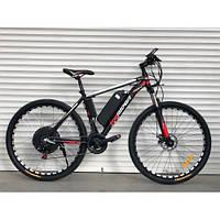 Электровелосипед с амортизацией  500ВТ 29 дюймов литий-ионная батарея 611 батарея, фото 1