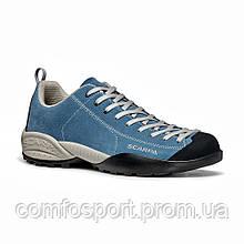 Лёгкие кроссовки Scarpa Mojito niagara для туризма хайкинга повседневной носки