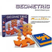 Детская развивающая настольная игра Geometric.