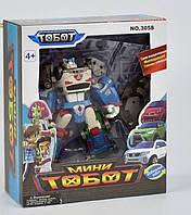 Трансформер Tobot 3в1 3058