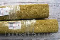 Креп папір Італійський 50см*2,5м., 180г. № 611
