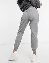 Женские спортивные штаны серые