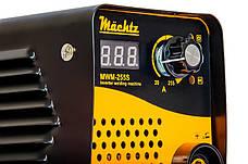 Сварочный инверторный аппарат Mächtz MWM-255 S, фото 2