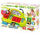 """Игровой набор """"Касса"""" с продуктами и аксессуарами, Ecoiffer 001230, фото 2"""