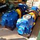 Насос ВВН1-0,75 вакуумный водокольцевой в сборе с электродвигателем, фото 2