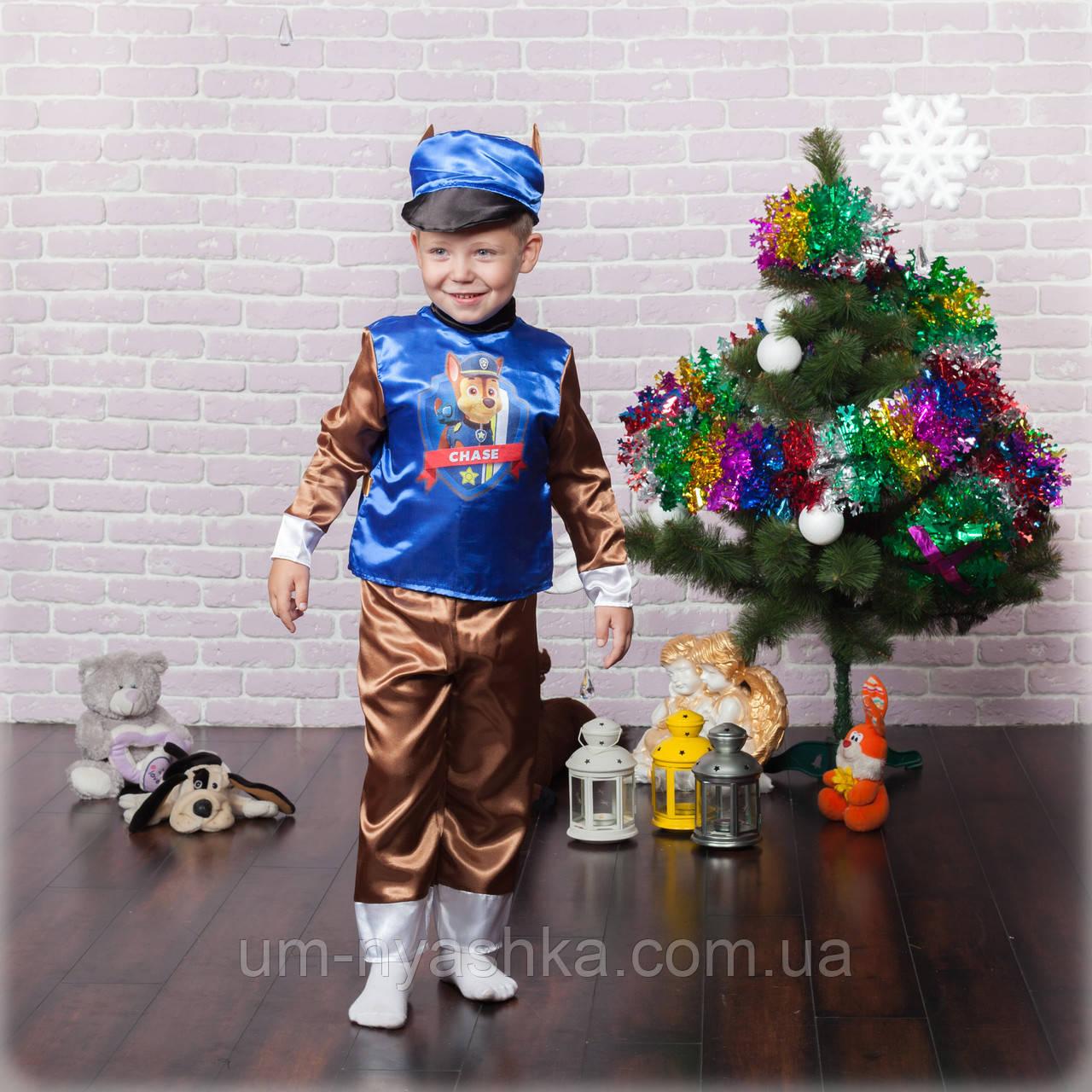 Дитячий костюм мультяшного персонажа Чейз