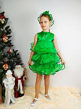 Детский карнавальный костюм ёлочки