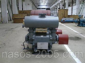 Насос ВВН2-150 вакуумный водокольцевой в сборе