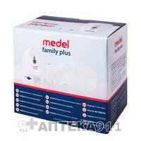 Ингалятор небулайзер компрессорный Medel Family (Медел фэмили)