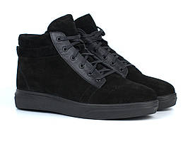 Зимові замшеві черевики, кросівки чоловіче взуття великого розміру Rosso Avangard Bridge Sleep Vel BS