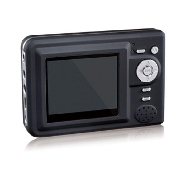 Приймач зображення для бездротових камер 2.4 Ггц, аналоговий HAMY KY-2505, з записом на SD карту (УЦІНКА)