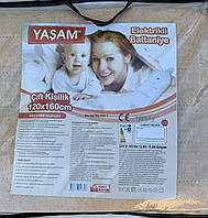 Электропростынь Yasam 120х160 см Турция бежевая