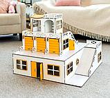 Гараж-парковка NestWood Maxi желтый, фото 2