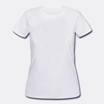 Жіноча двошарова футболка для сублімації, розмір 10XL