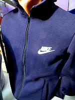 Мужской спортивный костюм NIKE  темно-синий