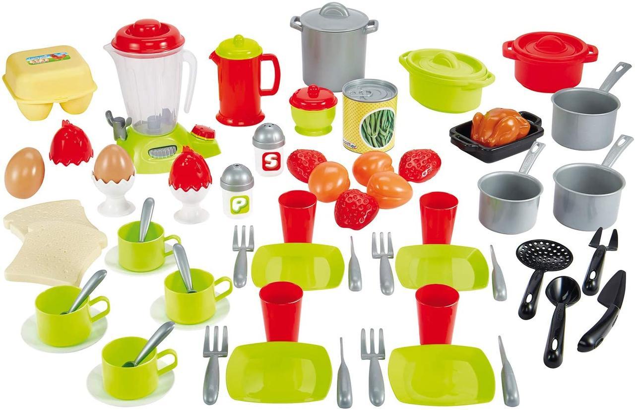 """Игровой набор посуды """"Шеф-Повар"""", Ecoiffer 002598"""