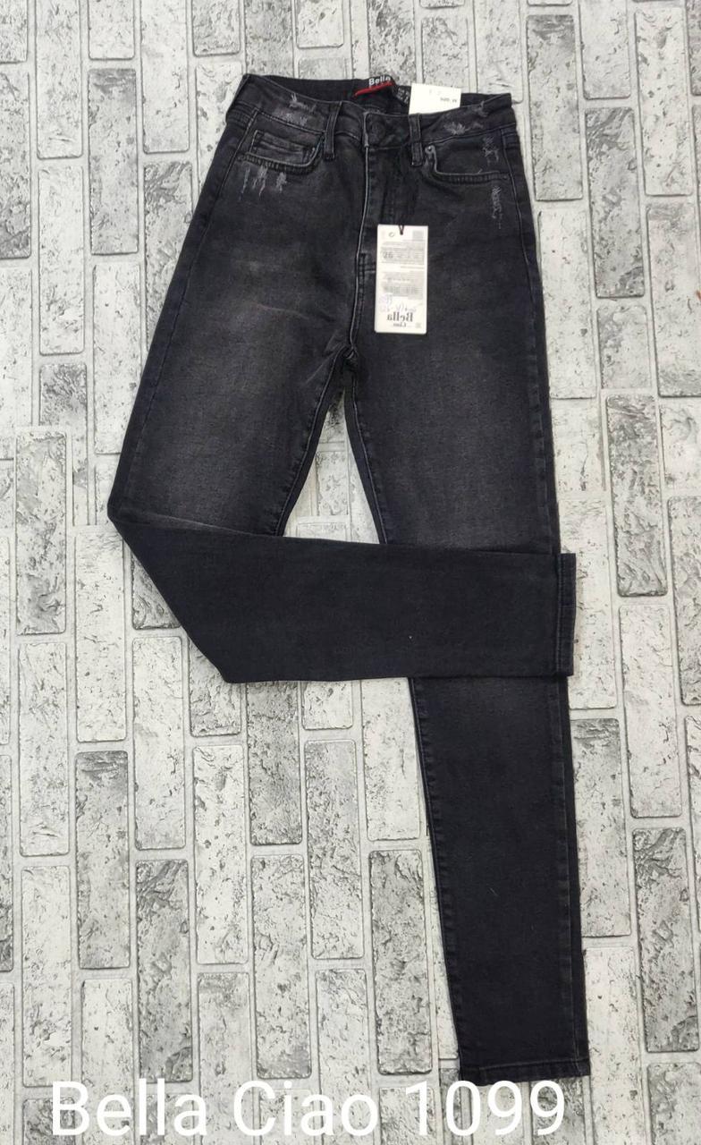 Утепленные джинсы американка норма Bella Ciao 1099 (26-31)