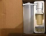 Дозатор врезной для жидкого мыла белый, фото 3