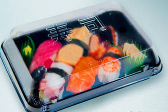 Упаковка для суши