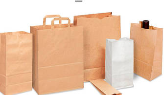 Бумажные пакеты и уголки