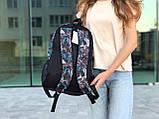 Женский спортивный рюкзак с бабочками, фото 3