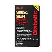 GNC Mega Men Diabetic 90 caplets