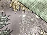 Постельное белье семейка с листвой, фото 3