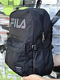 Спортивный рюкзак для школы и спорта Fila (светоотражающий), фото 6